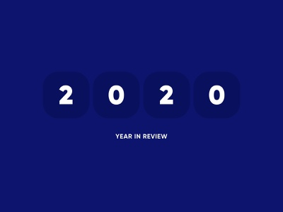 2020 – My Year in Review cover blog highlights summary 2020 year in review