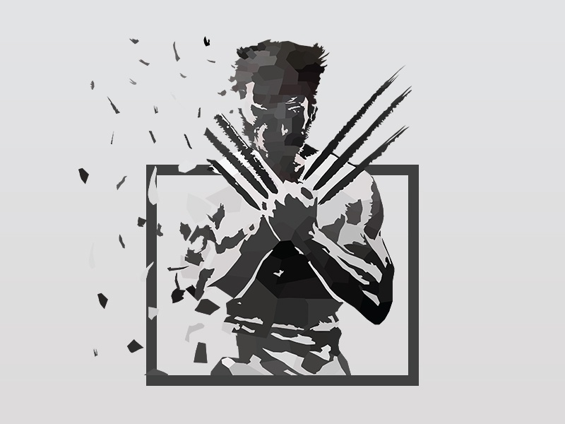 Wpap wolverine dispersed dribbble 3