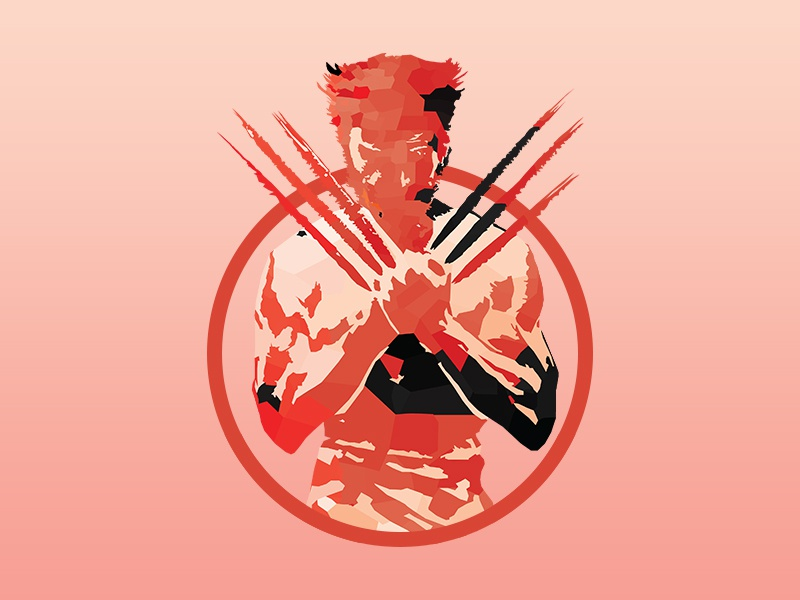Wpap wolverine dispersed dribbble 2