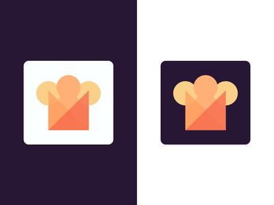 Dakaar App Icon material design logo app icon