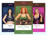 Total Divas Cards
