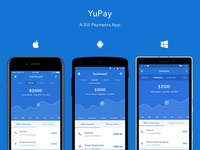 YuPay – A Bill Payments App