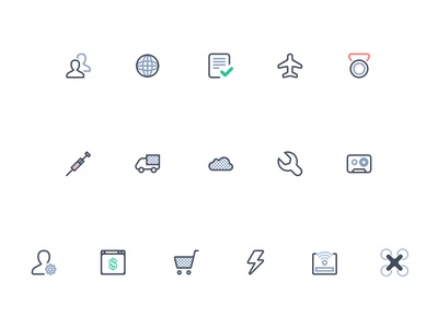 Icons for M1L