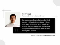 A Conversation with Nguyen Le of Verse