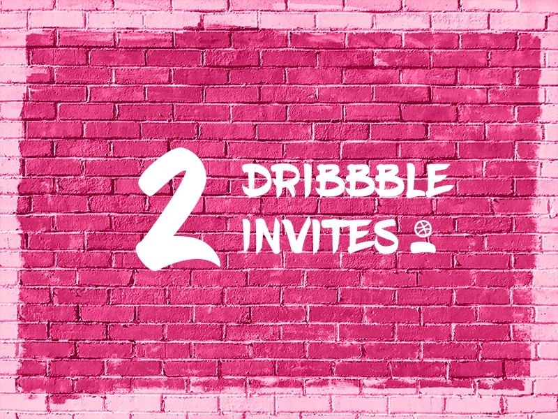 Dribbble invites giveaway by darshangajara