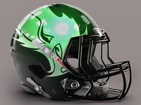 Bison Helmet #2