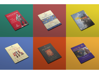 Khayaal Theatre Flyers drama muslim islam brochures flyers design print print design graphic design khayaal theatre booklets theatre