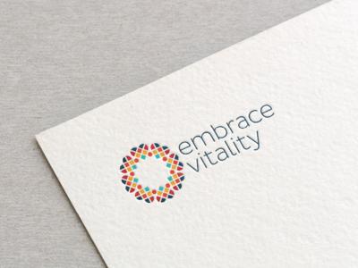 Embrace Vitality Logo