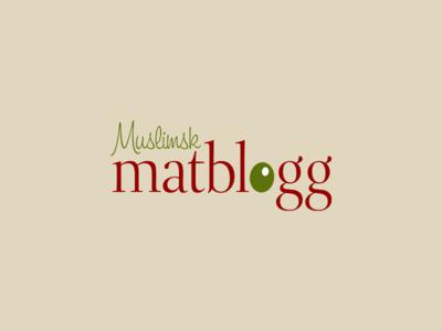 Muslimsk Matblogg Logo