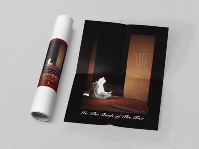 """""""The Praying Man"""" Poster"""