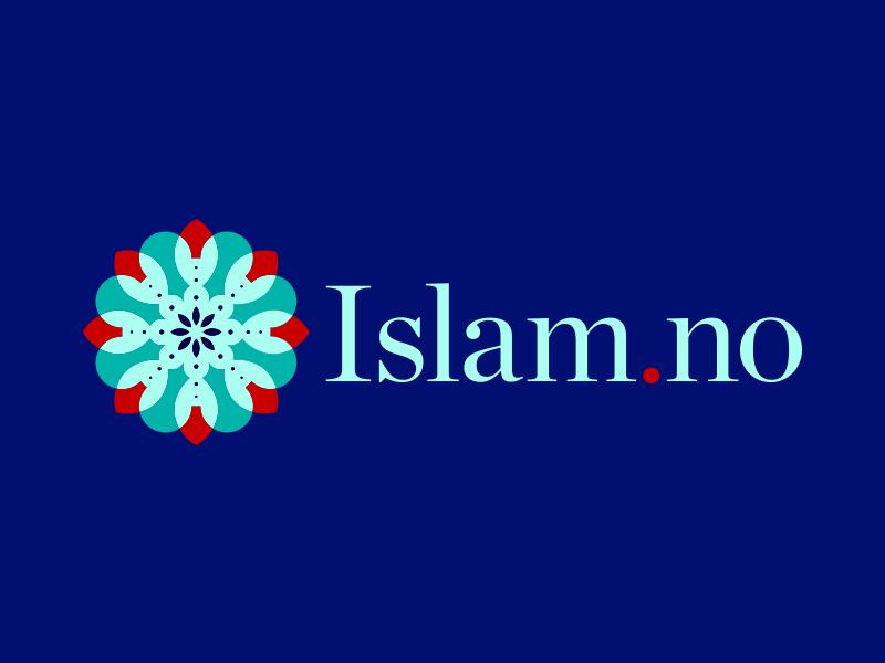 Islam.no Logo logo design logo type logo mark geometry ramadan muslim norway islam logo design creative