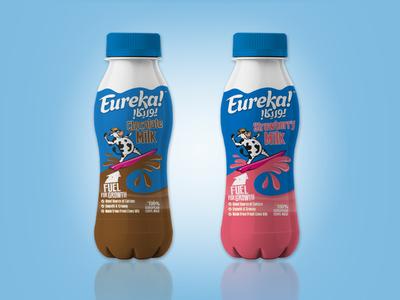 Eureka! Dairy Drinks