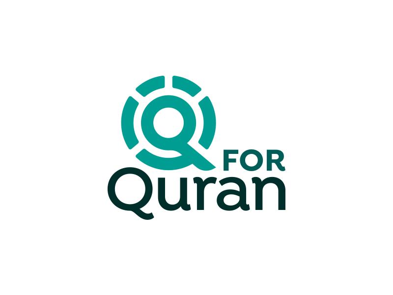 QforQuran Logo qforquran creative design logo brand branding quran islam app