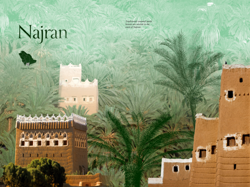 Najran typography najran mud inpiraldesign illustration history graphicdesign design creative architecture arabesque