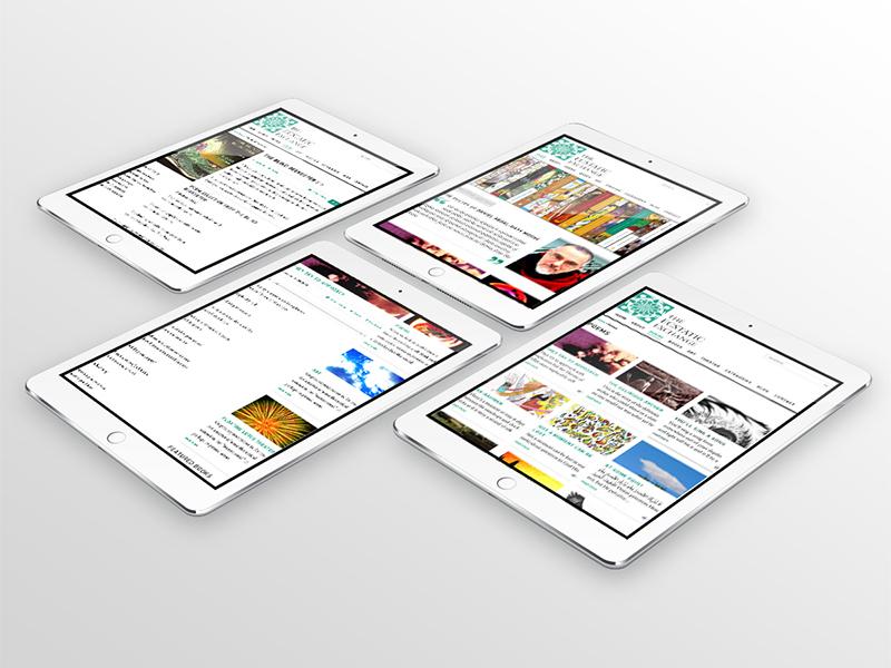 Ecstatic Exchange poetry books graphicdesign interactive ecstaticexchange website muslim webdesign design inspiraldesign