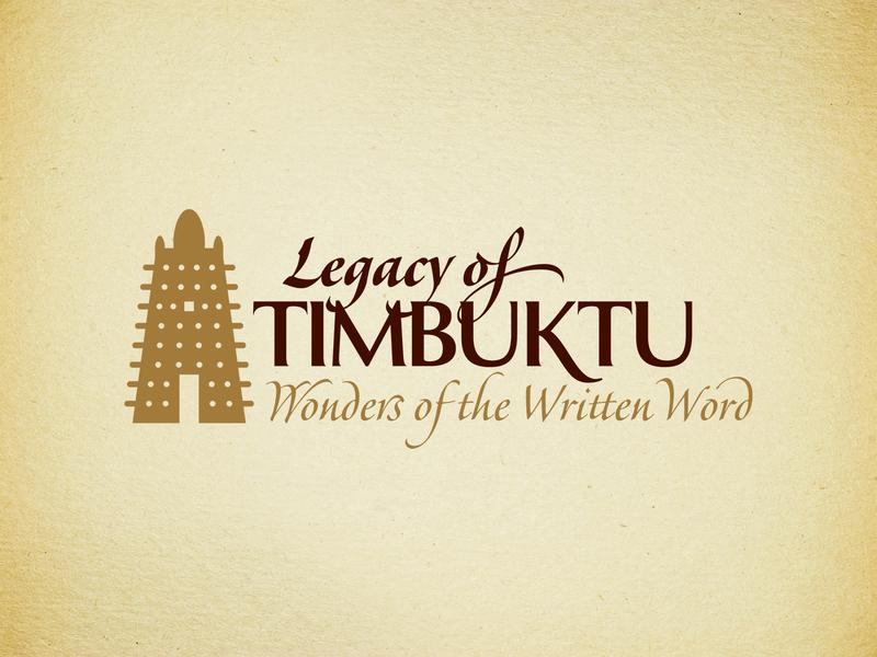 Legacy of Timbuktu learning scholars timbuktu branding brand logo logodesign design creative inspiraldesign