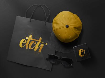 Etch Cap