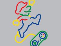 GP Classic Mario. Art.