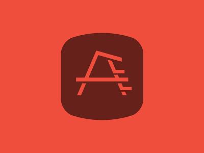 The Attic attic logo a steps