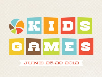 kids games kids games flyer