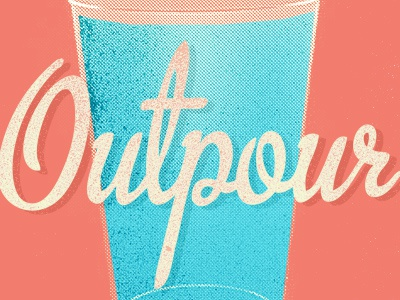 Outpour jr.high cup texture girls