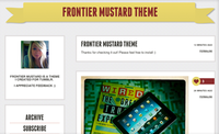 Frontier Mustard