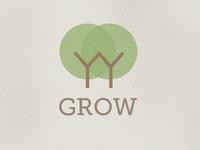 Plain and simple, Grow.
