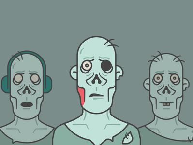 Halloween Zombie 3 #_PRSNL