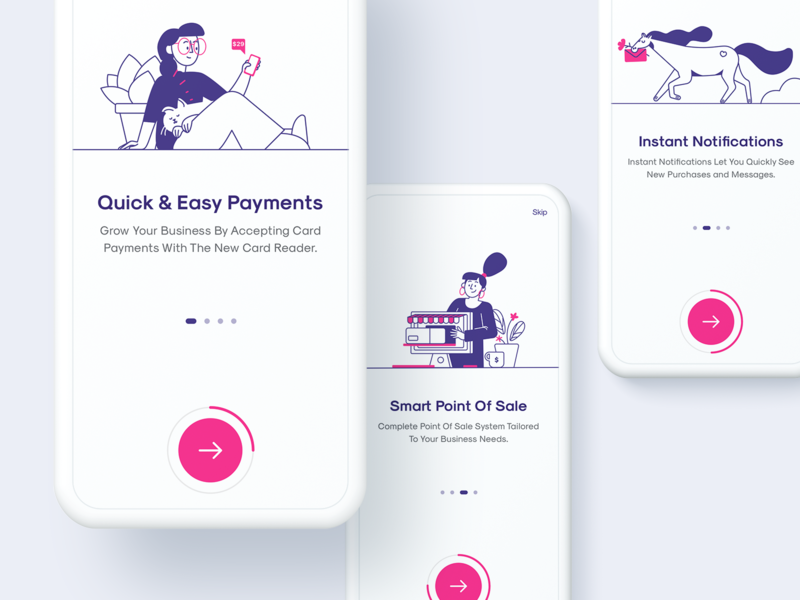 Onboarding ui iphone mobile ui mobile app mobile ios onboarding walkthroughs walkthrough illustrations illustration whoooa