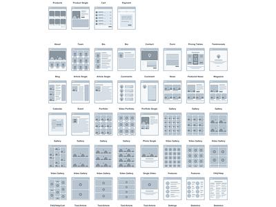 Flowy planning user flow website ui landing page workflow wireframe flowchart sitemap ux sketch app sketch