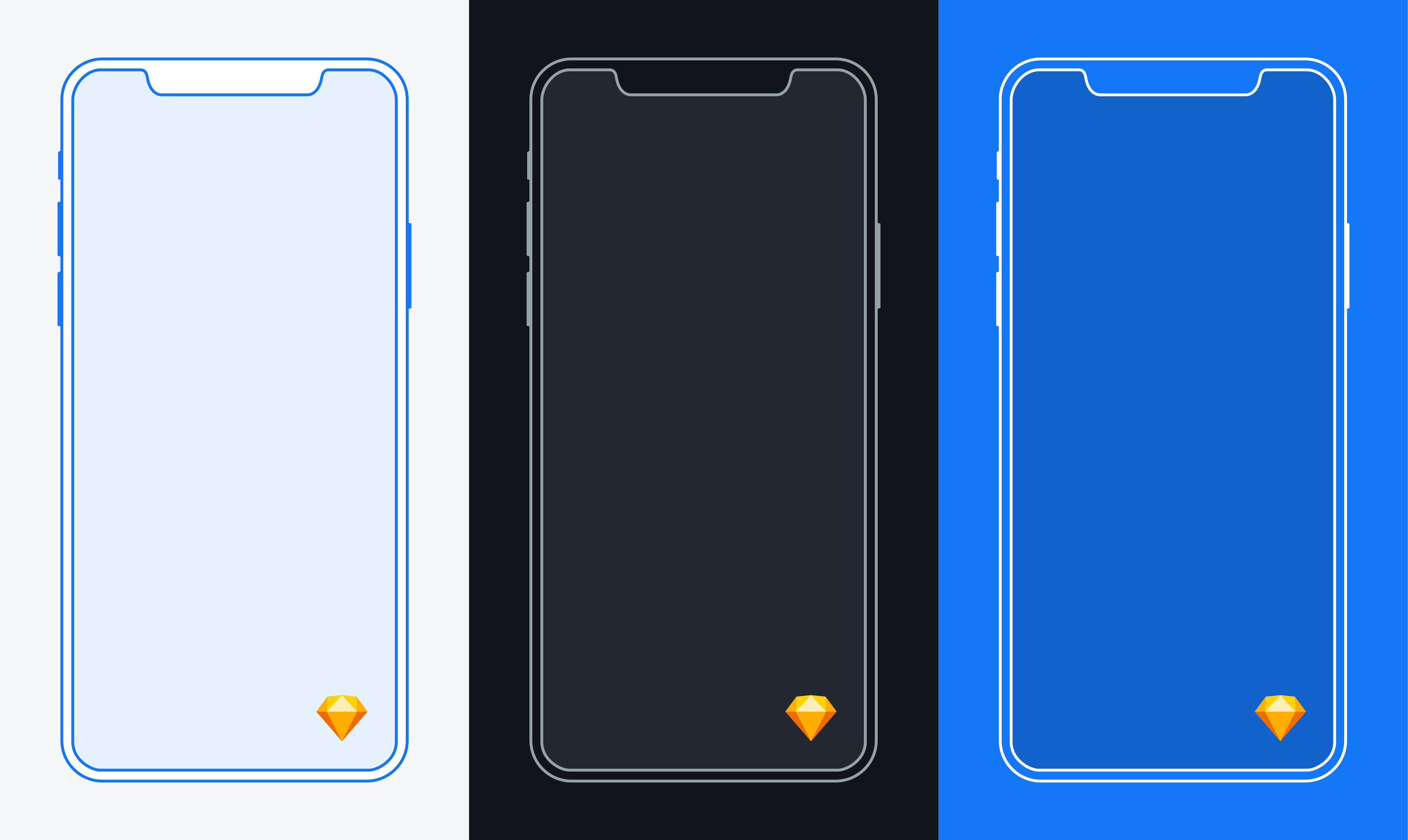 Iphone x 3 colors