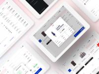 Point of Sale iPad app + Dribbble invite