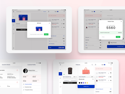 POS for iPad + Dribbble invite point of sale pos payment cart ecommerce ipad app ipad invite checkout invitation giveaway