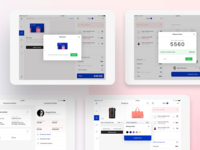 POS for iPad + Dribbble invite