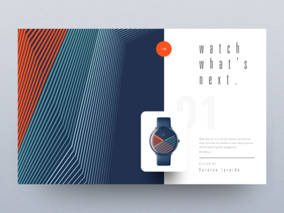 Watch catalog giveaway dribbble invitation invite shapes typography catalog creative product watches watch