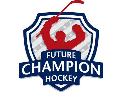 Future Champion Hockey Logo sports team spirit logos