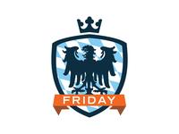 German Friday Crest