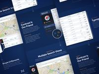 Web App Product Design Overview