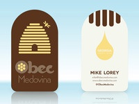 Meadery Business Card