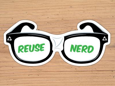 Sticker nerd