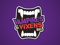 Vampire and Vixens Ball