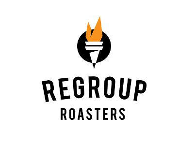 Regroup Roasters 2 of 4 regroup roasters coffee logo