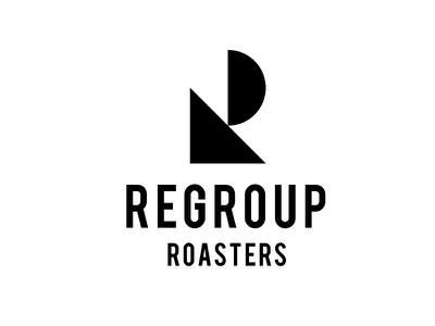Regroup Roasters 4 of 4 regroup roasters coffee logo