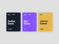 Entrelife Badges Concept