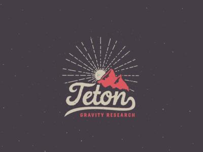 Teton Gravity Research shirt design.