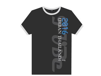TUBe Thailand Shirt# 2 t-shirt design sport menswear clothes fashion