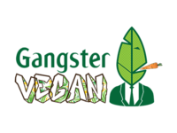 Gangster Vegan Logo