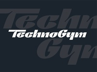 If I could change the TechnoGym logo