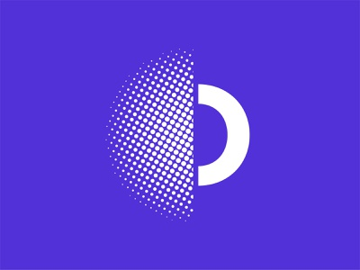 O-pacity logotype logo design symbol design monogram brand identity custom type icon abstract branding typography type lettering vector blur translucent halftone transparency opacity