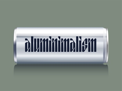 Aluminimalsim typedesign typeface type art font design custom font font awesome type design letters geometric custom type typography type lettering stencil art stencil font brutalist minimalism aluminum aluminimalism